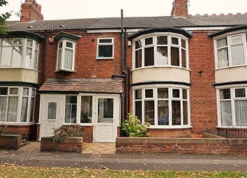 Thumbnail 3 bedroom terraced house for sale in Desmond Avenue, Hull