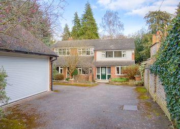 Thumbnail 5 bedroom detached house for sale in Farquhar Street, Bengeo, Hertford