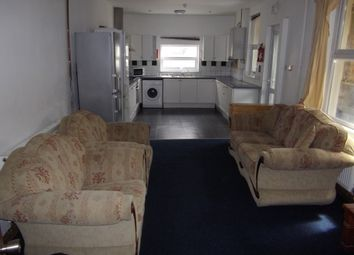 Thumbnail 6 bed shared accommodation to rent in 13 Ernald Place, Swansea