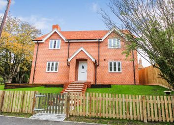 Thumbnail 4 bed detached house for sale in Barton Stacey, Winchester