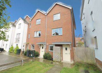 Thumbnail 3 bed terraced house to rent in Adams Drive, Ashford