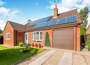 Thumbnail 3 bed detached bungalow for sale in The Paddocks, Gedney, Spalding