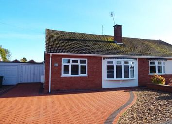 Thumbnail 2 bed bungalow for sale in Princefield Avenue, Penkridge, Staffordshire