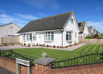 Thumbnail 4 bed bungalow for sale in Southway, Fleetwood