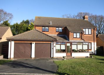 Thumbnail 4 bed detached house for sale in Prowting Mead, Bexhill-On-Sea