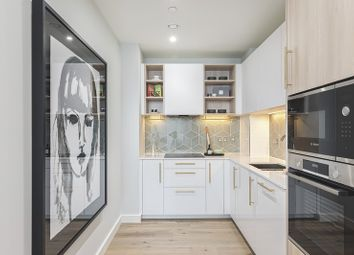Thumbnail 1 bed flat for sale in Mary Neuner, London
