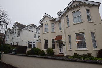 Thumbnail 2 bedroom property to rent in Argyll Road, Bournemouth, Dorset