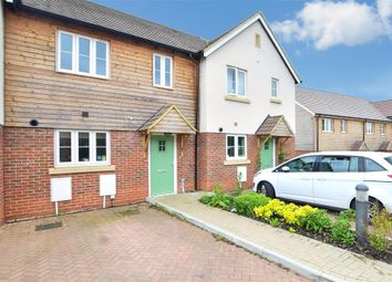 Thumbnail 2 bed terraced house for sale in Mousdell Close, Ashington, West Sussex