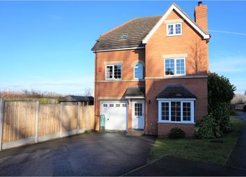 Thumbnail 4 bed detached house for sale in Churchlea, Wrexham