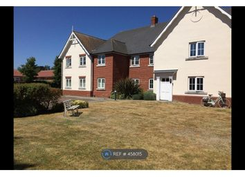 Thumbnail 2 bed flat to rent in Vicarage Court, Colchester