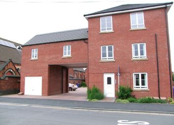 Thumbnail 1 bed flat to rent in Hunter Street, Burton-On-Trent