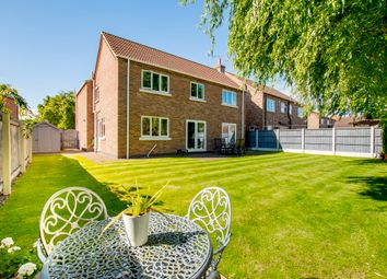 Thumbnail 5 bed detached house for sale in Waggoners Close, Scotter, Gainsborough
