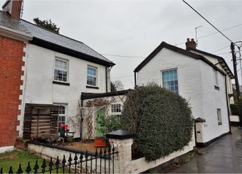 Thumbnail 3 bed semi-detached house for sale in Broadway, Woodbury