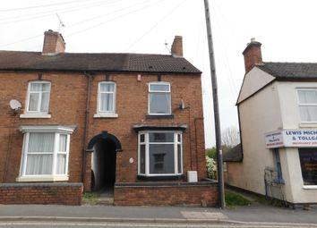 Thumbnail 3 bedroom end terrace house for sale in High Street, Newhall