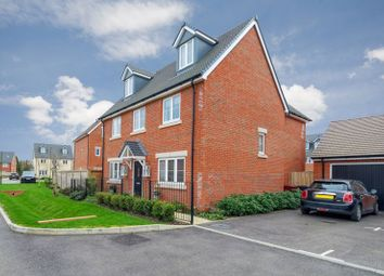 Thumbnail 5 bed detached house for sale in Kingfisher Gardens, Chichester
