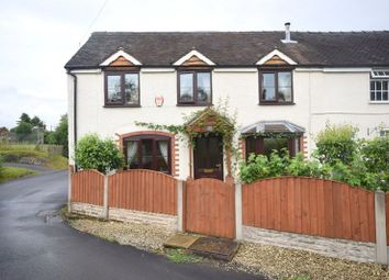 Thumbnail 2 bed cottage to rent in Mill Lane, Hilton, Derby