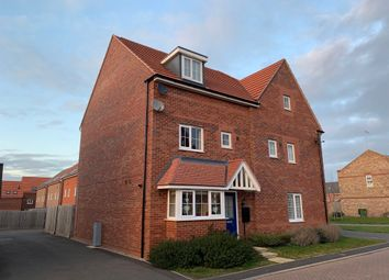 Thumbnail 4 bed semi-detached house for sale in Bridegroom Street, Market Harborough
