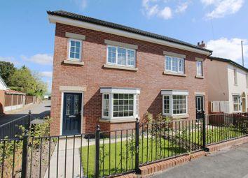 Thumbnail 4 bed semi-detached house for sale in Chapel Lane, Longton, Preston