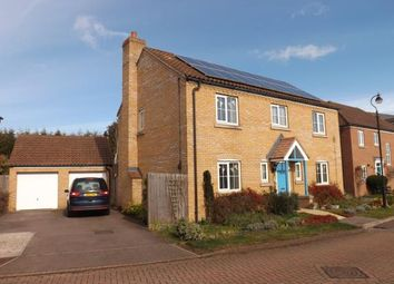 4 bed detached house for sale in Goldfinch Drive, Sandy, Bedforshire SG19
