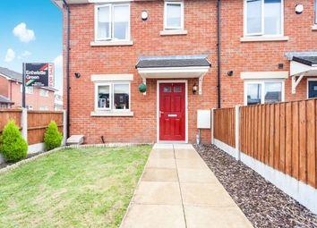 Thumbnail 3 bed semi-detached house for sale in Drakes Close, Blackburn, Lancashire, .