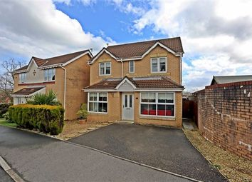 Thumbnail 4 bed detached house for sale in Cwrt Coed Y Brenin, Church Village, Pontypridd