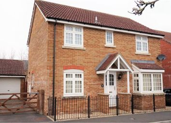 Thumbnail 4 bedroom detached house for sale in Adams Meadow, Ilminster