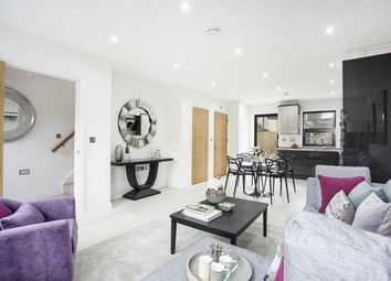 Thumbnail 3 bed terraced house for sale in Gunnersbury Lane, London