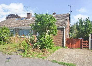 Thumbnail Bungalow for sale in Elmleigh Road, Littlebourne, Canterbury, Kent
