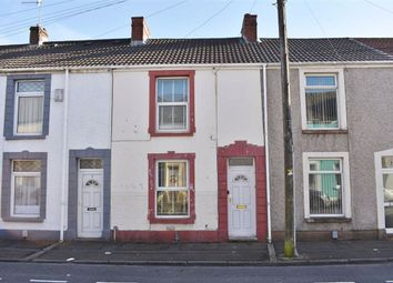 2 bed terraced house for sale in Spring Terrace, Swansea SA1