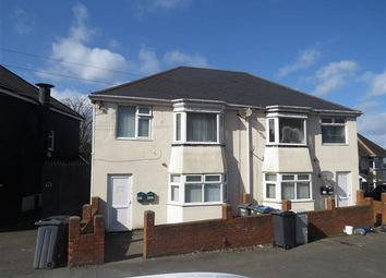 Thumbnail 4 bed semi-detached house for sale in Abbey Road, Bearwood, Smethwick