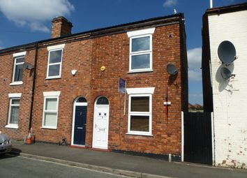 Thumbnail 3 bedroom terraced house to rent in Henry Street, Crewe, Cheshire