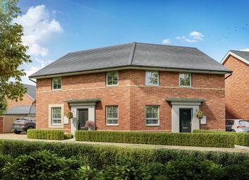 "Thumbnail 2 bed flat for sale in ""Haxby"" at Carters Lane, Kiln Farm, Milton Keynes"