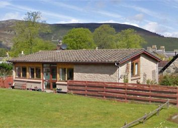 Thumbnail 2 bed detached bungalow for sale in School Road, Braemar, Ballater, Aberdeenshire