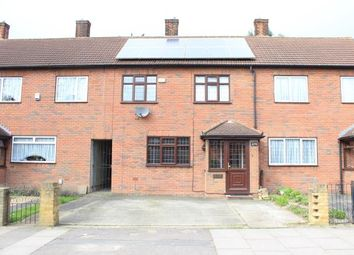 Thumbnail 3 bed terraced house for sale in New North Road, Ilford