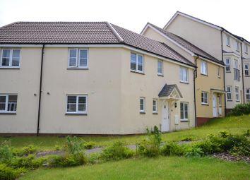 Thumbnail 3 bed terraced house for sale in Donn Gardens, Bideford