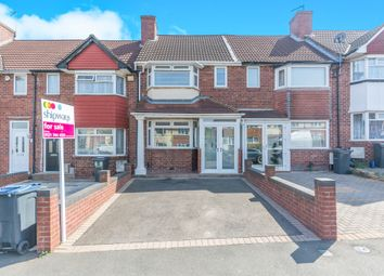Thumbnail 2 bed terraced house for sale in Knights Road, Tyseley, Birmingham