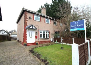 Thumbnail 3 bed semi-detached house for sale in Penrhyn Road, Northwich