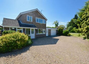 Thumbnail 3 bed detached house for sale in Glen Crescent, Essendine, Stamford