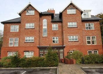 Thumbnail 2 bedroom flat to rent in Station Road, Marple, Stockport