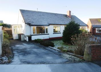 Thumbnail 2 bed semi-detached bungalow for sale in Moorlands Avenue, Yeadon, Leeds