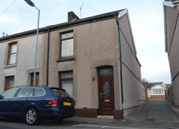Thumbnail 3 bed end terrace house for sale in Pegler Street, Brynhyfryd, Swansea