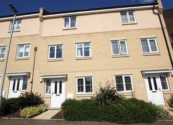 Thumbnail 4 bedroom town house for sale in Masons Drive, Great Blakenham, Ipswich, Suffolk