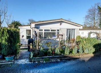 Thumbnail 2 bedroom mobile/park home for sale in 15 Ash Way, Caerwnon Park, Builth Wells