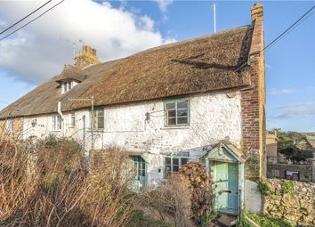 Thumbnail 4 bed end terrace house for sale in North Road, Chideock, Bridport, Dorset