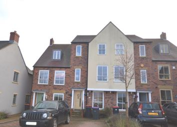 Thumbnail 4 bedroom terraced house to rent in Long Row Drive, Lawley Village, Telford
