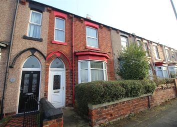 Thumbnail 3 bed terraced house for sale in Waldon Street, Hartlepool