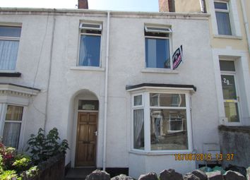 Thumbnail 4 bedroom property to rent in Rhyddings Park Road, Brynmill, Swansea
