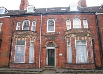 Thumbnail 1 bedroom flat to rent in Marlborough Avenue, Hull