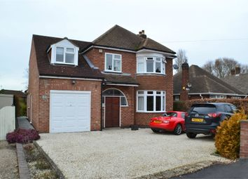 Thumbnail 5 bed detached house for sale in Sunnyside, Hinckley