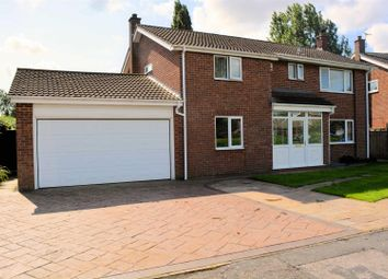 Thumbnail 4 bed detached house for sale in Woodland Way, Airmyn, Goole